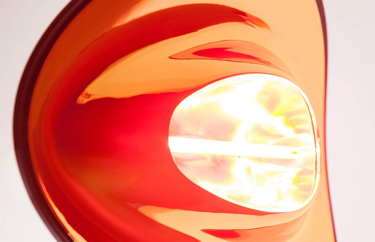 Il Funzionamento E Le Caratteristiche Di Una Lampada Riscaldante Ad Infrarossi