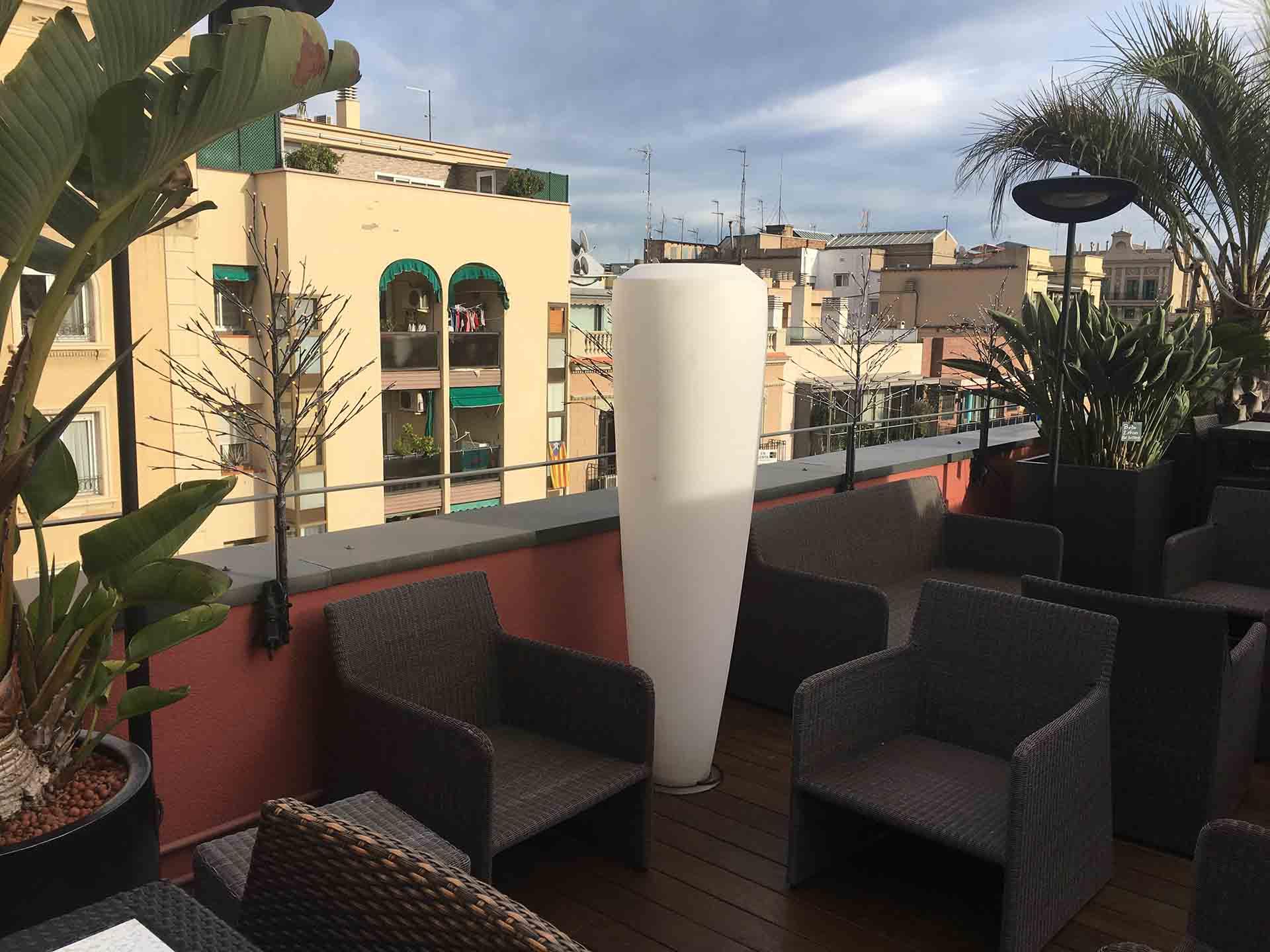 Hotel Villa Emilia Barcelona (2)